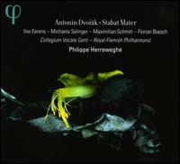 Dvorák: Stabat Mater - Florian Boesch (bass); Ilse Eerens (soprano); Maximilian Schmitt (tenor); Michaela Selinger (mezzo-soprano);...