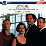 "Dvorák: String Quartets Op. 96 ""American"", Op. 105"