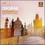 Dvorák: Symphonies 1-9; Orchestral Works [7 CDs]