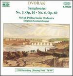 Dvorák: Symphonies Nos. 3 & 6