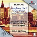 Dvorák: Symphony No. 9; Carnival Overture