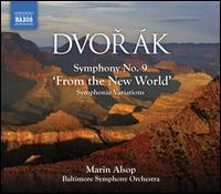 Dvorák: Symphony No. 9 'From the New World' - Baltimore Symphony Orchestra; Marin Alsop (conductor)