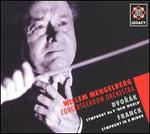 Dvorák: Symphony No.9, 'New World'; Franck: Symphony in D minor