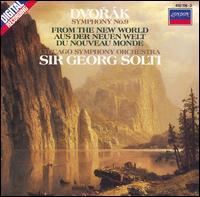 Dvorák: Symphony No. 9 - Chicago Symphony Orchestra; Georg Solti (conductor)