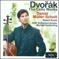 Dvorák: The Cello Works - Daniel Müller-Schott (cello); Robert Kulek (piano); NDR Symphony Orchestra; Michael Sanderling (conductor)