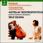 Dvorak: Concerto pour Violoncelle; Tchaikovski: Variations Rococo