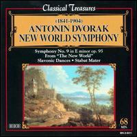 Dvorak: New World Symphony - Ana Pusar Jeric (soprano); Consortium Musicum; Eva Novsac Houska (mezzo-soprano); Franjo Petrusanec (bass); Jurij Reje (tenor)