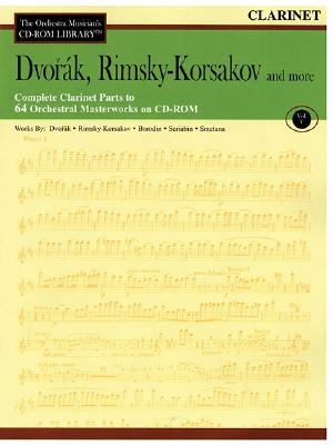 Dvorak, Rimsky-Korsakov and More: The Orchestra Musician's CD-ROM Library Vol. V - Dvorak, Antonin (Composer), and Rimsky-Korsakov, Nicolai (Composer)