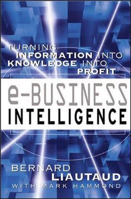 E-Business Intelligence: Turning Information Into Knowledge Into Profit - Liautaud, Bernard, and Hammond, Mark