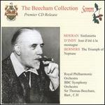E.J. Moeran: Sinfonietta; D'Indy: Jour d'été à la montagne; Berners: The Triumph of Neptune Ballet Suite