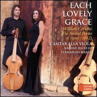 Each Lovely Grace - Cantar Alla Viola; Fernando Marín (lyra viol)