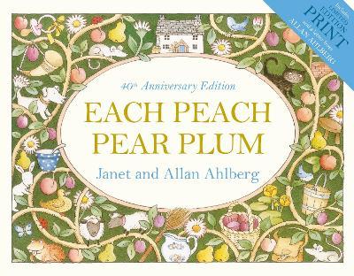 Each Peach Pear Plum - Ahlberg, Allan