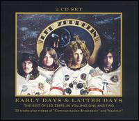 Early Days & Latter Days: Vol. 1 & 2 - Led Zeppelin