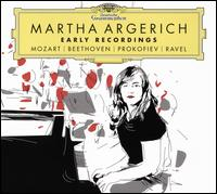 Early Recordings - Martha Argerich (piano)