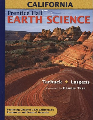 Earth Science, California - Tarbuck, Edward J