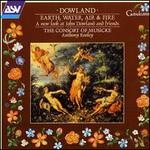 Earth, Water, Air & Fire: A new look at John Dowland and friends
