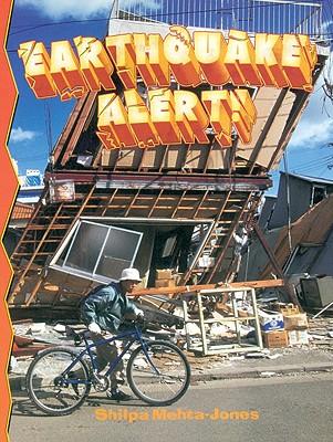 Earthquake Alert! - Mehta-Jones, Shilpa