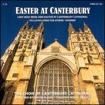 Easter at Canterbury