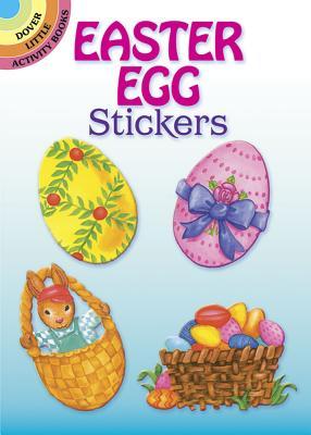 Easter Egg Stickers - King, Jennifer