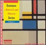 Eastman American Music Series, Vol. 5 - Jan DeGaetani (mezzo-soprano); John Beck (percussion); Philip West (oboe); Renée Fleming (soprano); Richard Bado (piano);...