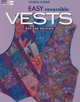 Easy Reversible Vests - Doak, Carol