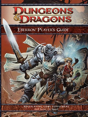 Eberron Player's Guide: A 4th Edition D&d Supplement - Wizards RPG Team