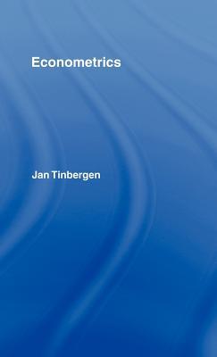 Econometrics - Tinbergen, Jan