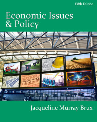 Economic Issues & Policy - Brux, Jacqueline Murray