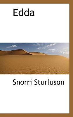 Edda - Sturluson, Snorri