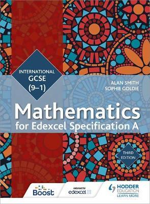 Edexcel International GCSE (9-1) Mathematics Student Book Third Edition - Smith, Alan