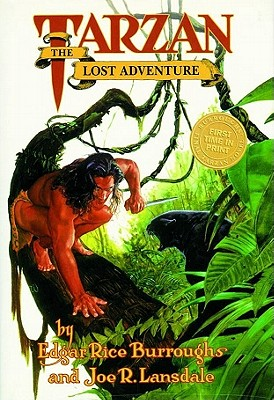 Edgar Rice Burroughs' Tarzan: The Lost Adventure - Kaluta, Michael William (Artist), and Burroughs, Edgar Rice, and Yeates, Thomas (Artist)