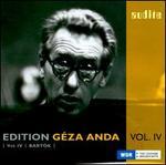 Edition Géza Anda, vol. 4: Bartók