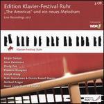 """Edition Klavier-Festival Ruhr, Vol. 36: """"The Americas"""" und ein neues Melodram"""