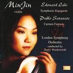 Eduoard Lalo: Symphonie Espagnole; Pablo Srasate: Carmen Fantasie