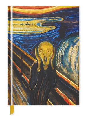 Edvard Munch: The Scream (Blank Sketch Book) - Flame Tree Studio (Creator)