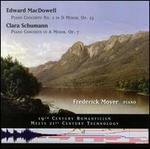 Edward MacDowell: Piano Concerto No. 2; Clara Schumann: Piano Concerto