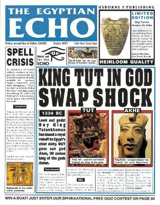 Egyptian Echo - Dowswell, Paul