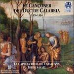 El Cançoner Del Duc De Calabria