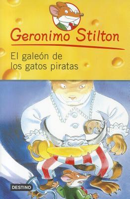 El Galeon de los Gatos Piratas - Stilton, Geronimo