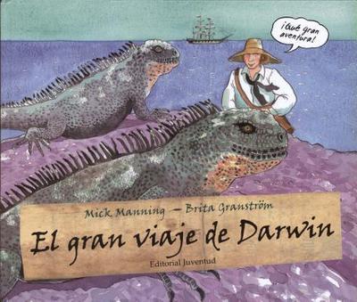 El Gran Viaje de Darwin - Manning, Mick
