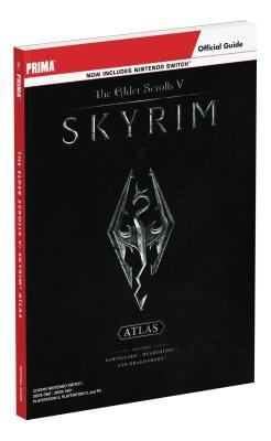 Elder Scrolls V: Skyrim Atlas: Prima Official Guide - Hodgson, David, Judge