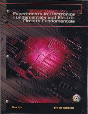 Electric Circuits Fundamentals: Lab Manual - Buchla, David M.