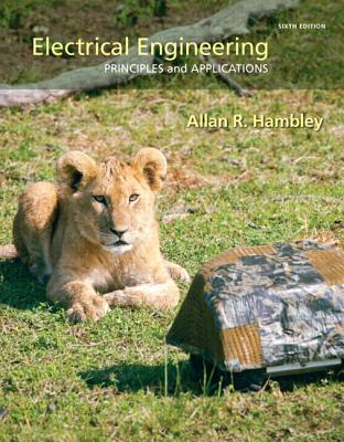 Electrical Engineering: Principles & Applications - Hambley, Allan R.