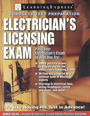 Electrician's Licensing Exam - Learning Express LLC (Creator)