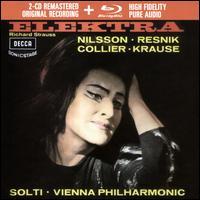 Elektra [2CD/Blu-Ray Audio] - Birgit Nilsson (vocals); Felicia Weathers (vocals); Gerhard Stolze (vocals); Gerhard Unger (vocals); Helen Watts (vocals);...