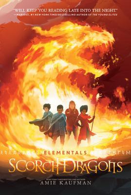 Elementals: Scorch Dragons - Kaufman, Amie