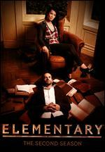 Elementary: The Second Season [6 Discs]
