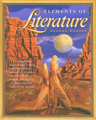Elements of Literature, Second Course - Holt Rinehart & Winston (Creator)