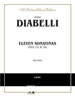 Eleven Sonatinas - Diabelli, Anton (Composer)