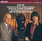 """Elgar: Cello Concerto Op. 85; """"Enigma"""" Variations"""